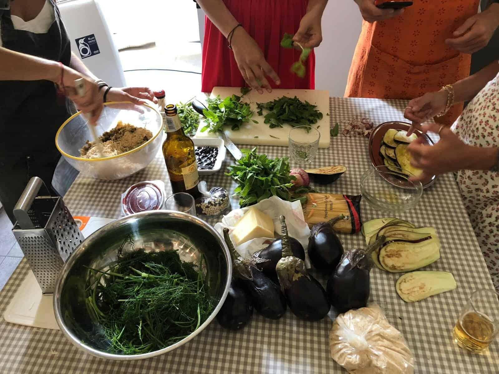 Sant'Agostino B&B Palermo Centro - cooking class